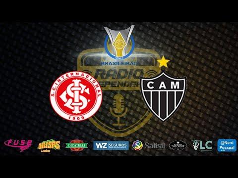 AO VIVO | Internacional x Atlético-MG | Brasileirão 2019 | Rádio Web Independente