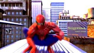 Spider-Man 2 (PSP) - Walkthrough Part 18 - Doc Ock Express