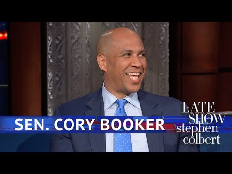 Senator Cory Booker Is Running In 2020... For Something
