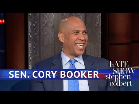 Senator Cory Booker Is Running In 2020... For Something