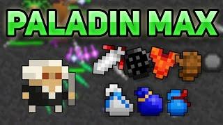 Rotmg: Maxing Paladin!