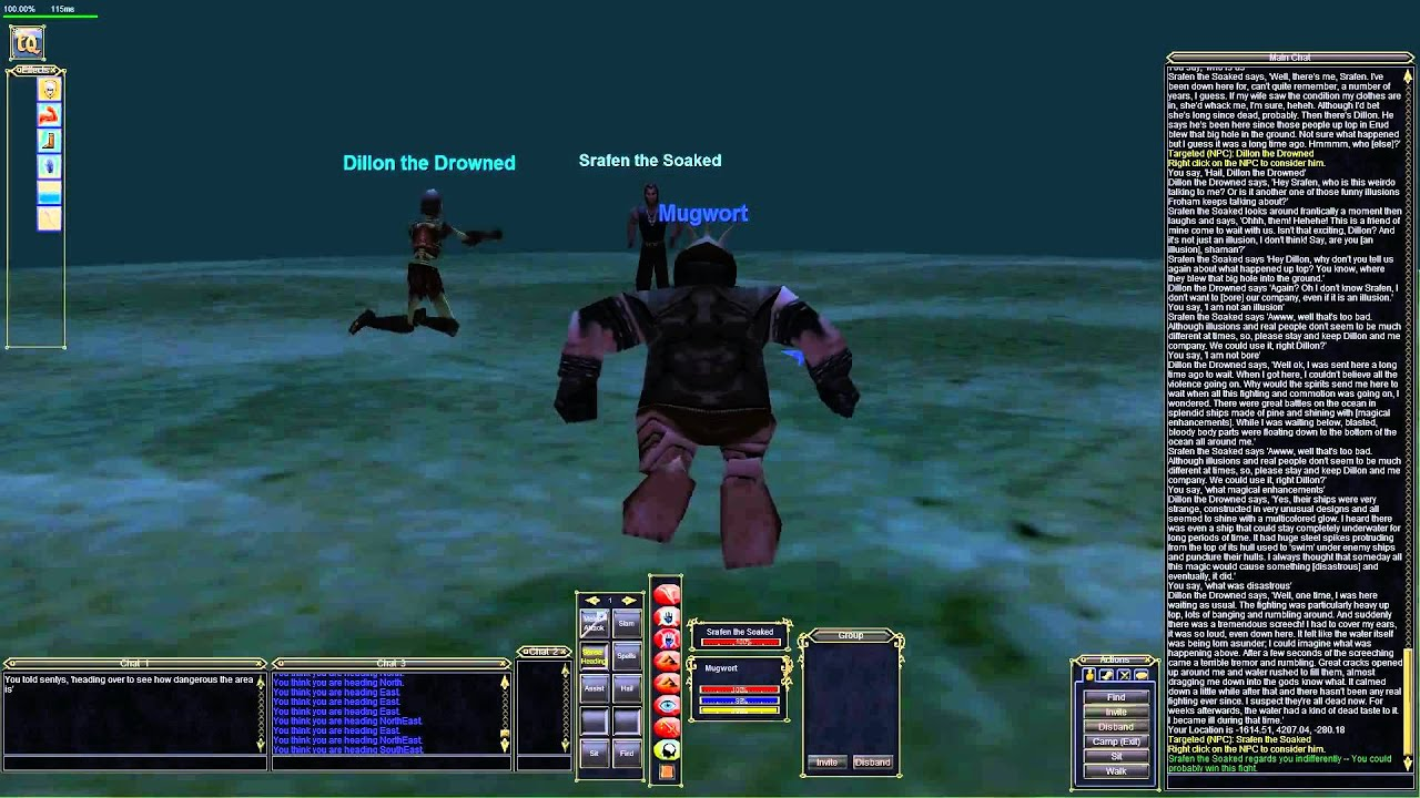 Everquest Best Duo Class Combo