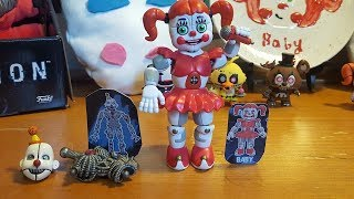 Circus baby Action Figure!!!