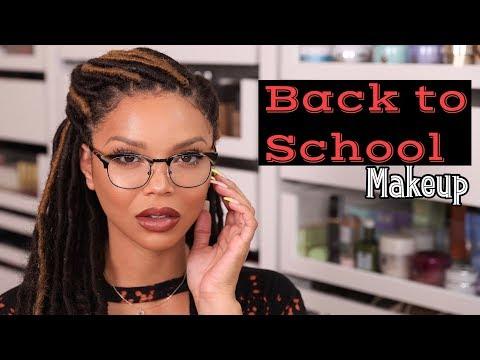 Back to School Makeup Tutorial | MakeupbyDenise thumbnail