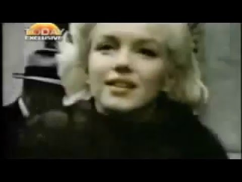 Peter Mangone Interviewed About His Rare Marilyn Monroe Home Movie Footage