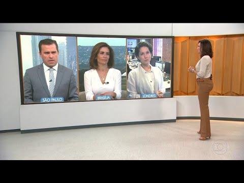 Encerramento Do Bom Dia Brasil E Início Do Jornal Hoje Especial 28052018