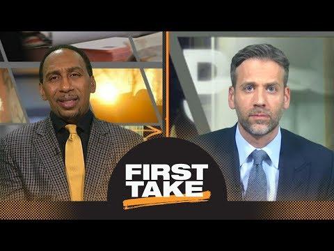 First Take reacts to Triple G calling Canelo and Oscar De La Hoya 'drug cheats' | First Take | ESPN