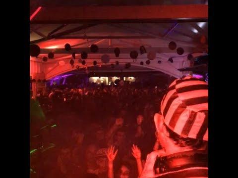 DJ Martin Dsouza - Halloween Party 2017 At Spice Terrace - JW Marriott