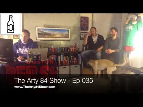 The Arty 84 Show – 2017-11-14 – EP 035