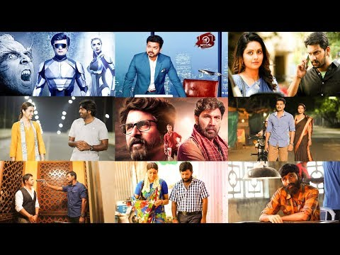 Must Watch Movies In 2018 I 2.0 I Sarkar I Pariyerum Perumal I 96 I Irumbu Thirai