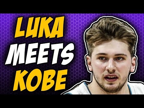Luka Dončić Gets Compared To THIS Player...