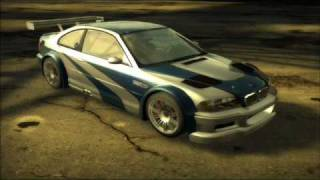 Hyper  We Control (NFS Most Wanted)