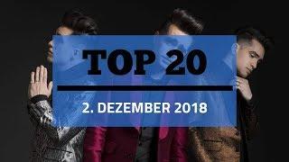 TOP 20 SINGLE CHARTS ♫ 2. DEZEMBER 2018