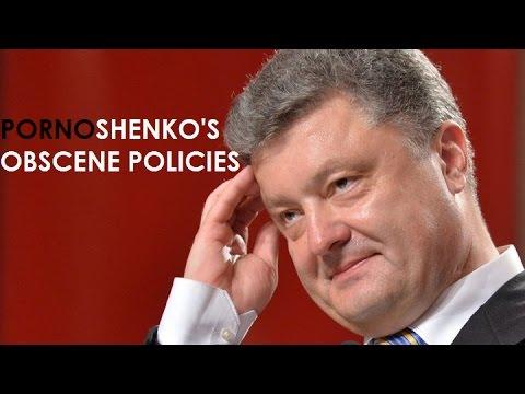 Webster Tarpley - Poroshenko's Gov't Still Chock-full of Neo-Fascists and Neo-Nazis