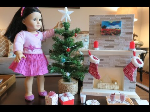 American Girl Christmas Our Generation Holiday