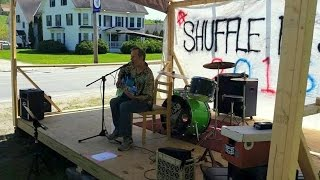 "Malcolm Tent ""Hungry Freaks, Daddy"" Frank Zappa Cover LIVE at Shuffle Fest 2015"
