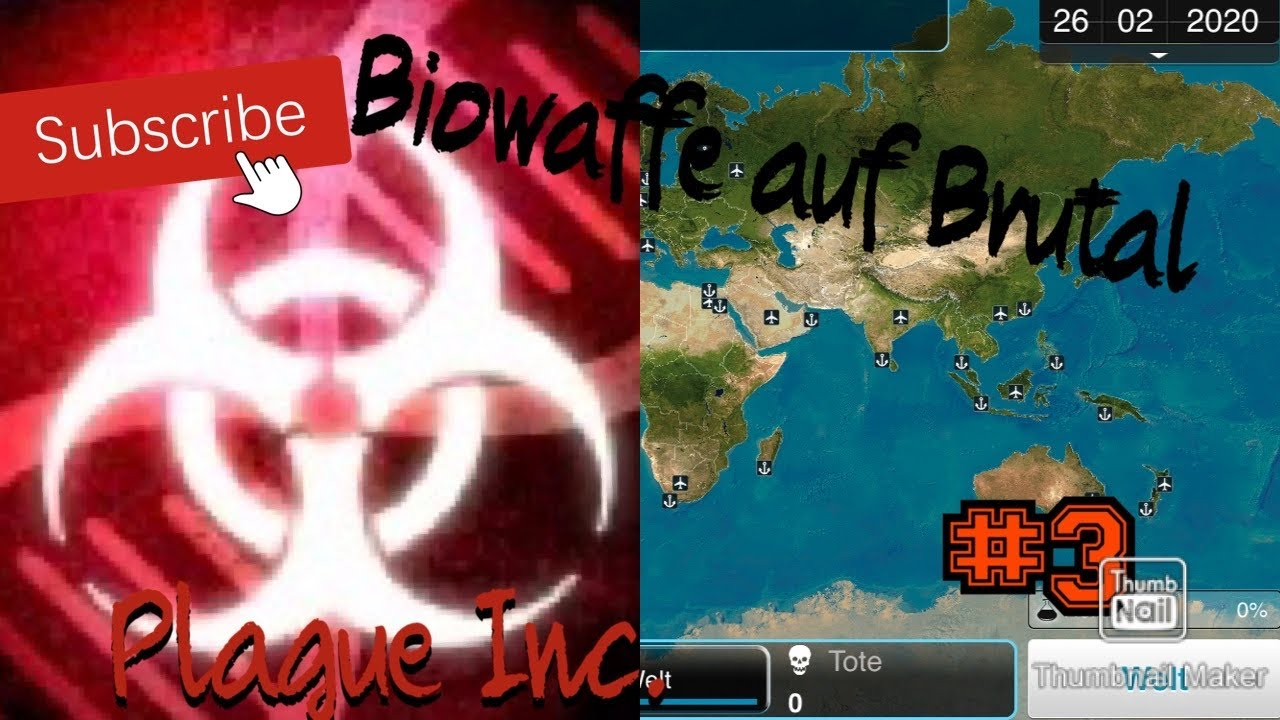 Plague Inc Biowaffe