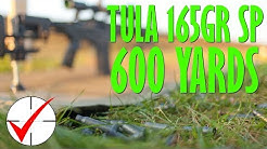 AR10 Muzzle Velocity: TulAmmo 165gr SP  308 Winchester