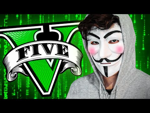 Soy Un HACKER En GTA 5 ONLINE!! Grand Theft Auto V DLC Casino Heist
