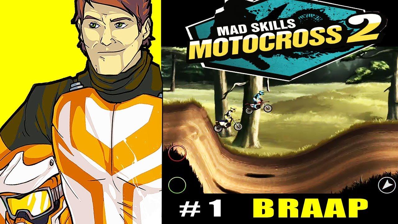 Mad skills motocross 2 ios gameplay turborilla winning braap mx