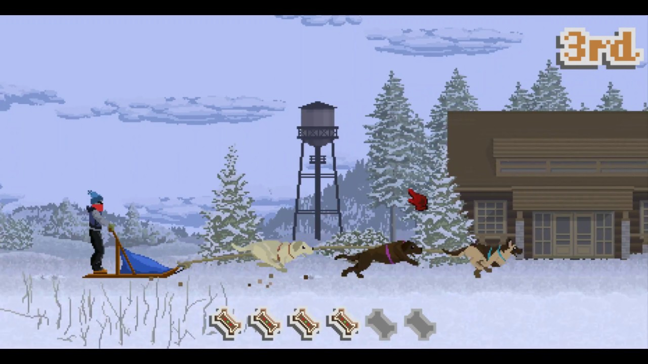 Snow Dogs Ep39