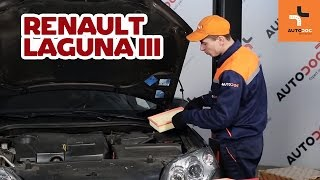 RENAULT LAGUNA manuals free download