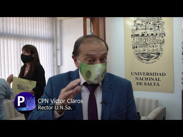 """Programa """"UNIR"""" - Firma de Acuerdo entre Ministerio de Desarrollo Social y U.N.Sa"""