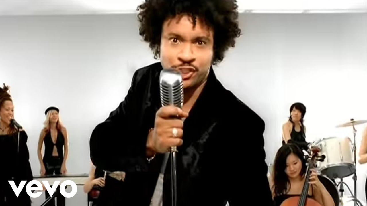Shaggy - Strength Of A Woman (Official Music Video)