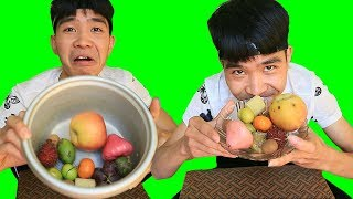 PHD | Luộc Hoa Quả | Boil The Fruit