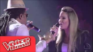 Carlinhos Brown e Claudia Leitte - Tantinho (The Voice Brasil)