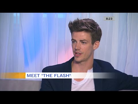 Canada AM: Grant Gustin on being 'The Flash'