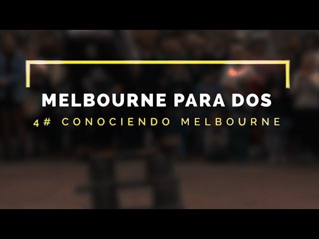 Conociendo Melbourne - Melbourne para dos -