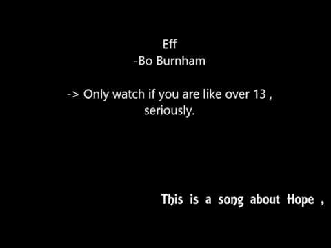 Bob Burnham Eff Lyrics