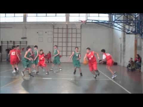 U13M 2011 2012 Villaggio Sport Athletic Genova 15 91