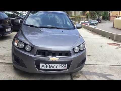 честный обзор автомобиля шевроле авео 2012 1,6  АКПП