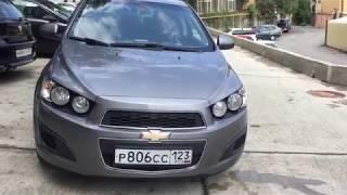 честный обзор автомобиля шевроле авео 2012 16  АКПП