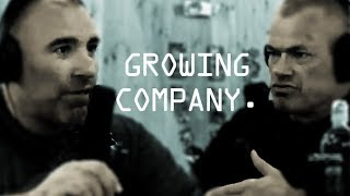 Decentralized Command for a Growing Company - Jocko Willink