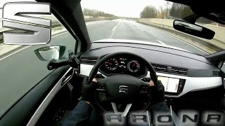 Seat Arona XCELLENCE 1.0 EcoTSI (115 PS) POV Drive AUTOBAHN acceleration & speed