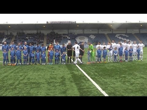 Paul Burns Testimonial Match