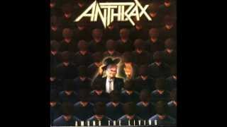 Anthrax - Caught In A Mosh (Lyrics)