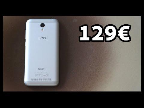 Umi Touch - Marshmallow, 4000 mAh, 3GB RAM