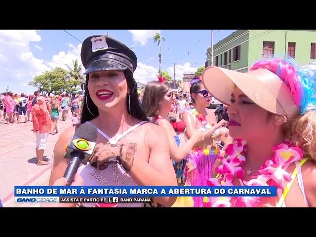 (25/02/2019) Assista ao Band Cidade Curitiba 1ª edição desta Segunda-feira | TV BAND PARANÁ