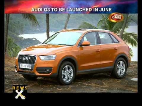 First drive: Audi Q3 - NewsX