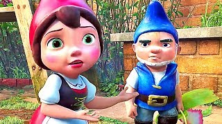 SHERLOCK GNOMES - NOUVELLE Bande Annonce VF (Animation, 2018)