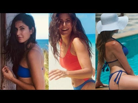 Katrina Kaif Looks Gorgeous in Blue Swimsuit on Her Birthday Vacation Mp3
