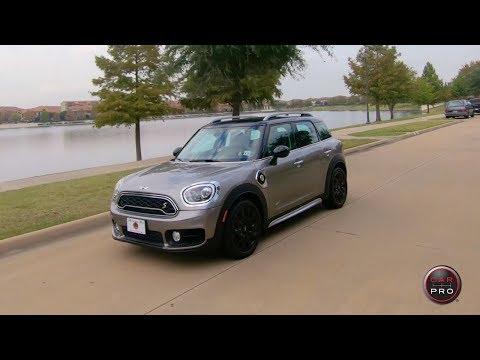 2018 Mini Cooper S E Countryman All 4 Test Drive Youtube