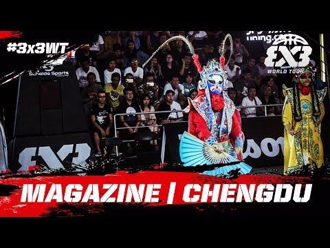 Magazine - FIBA 3x3 World Tour Chengdu Masters 2017