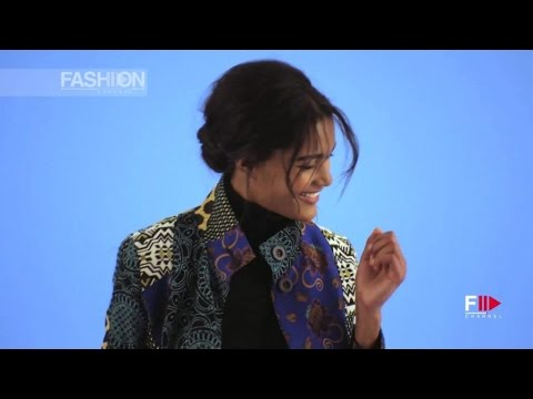 DESIGUAL Fall 2016 Ready for the LIVE streaming from New York Fashion by Fashion Channel