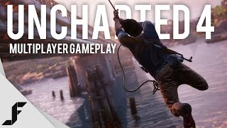 UNCHARTED 4 Multiplayer Gameplay - First Impressions