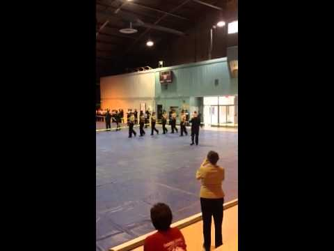 Patrick Henry High School NJROTC Armed Regulation Squad